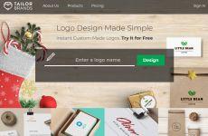 Tailor brands el mejor generador de logos de marcas online for Generador de logos