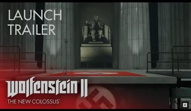 Wolfenstein II: The New Colossus got its launch trailer