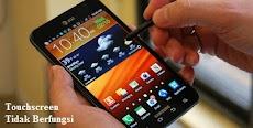 Cara Memperbaiki Touchscreen Android Yang Tidak Berfungsi