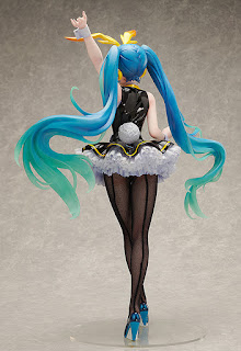 "Hatsune Miku My Dear Bunny Ver. 1/4 de ""Project DIVA"" - FREEing"