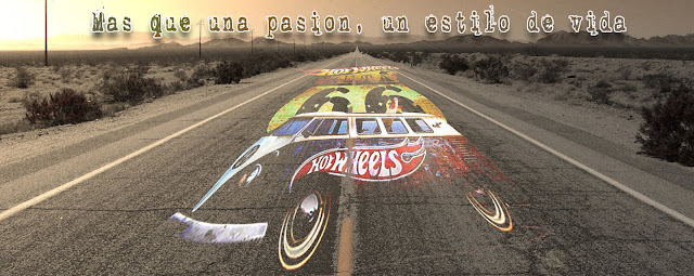 Ruta 66 Hot Wheels Leon