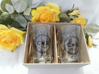 caixinhas para lembrancinhas em mdf com copos de vidro caldereta