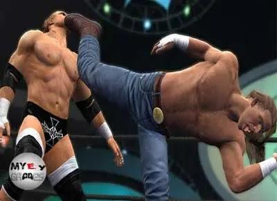 ماذا عن تحميل لعبة المصارعة WWE 2K15 للكمبيوتر