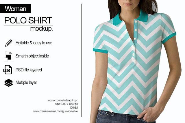 Design Bundles mock up T-shirt