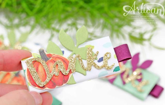 Stampin up-Liebevolle Worte