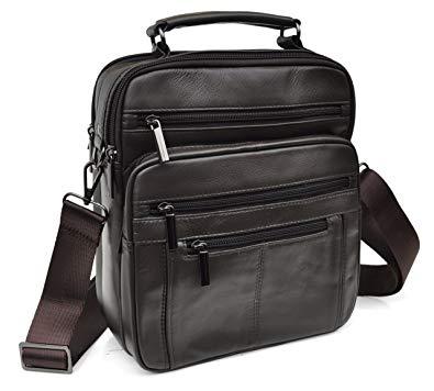 sac cuir noir
