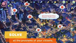 Simcity Buildit MOD Apk Free Download