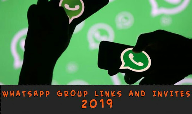 WhatsApp Group Invite Links - WhatsApp Group and Invites Link 2019