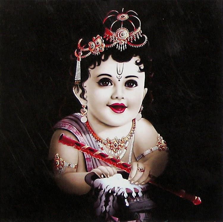 Cute Kanha Ji: Krishan Kanahiya Pretty And Beautiful Picture