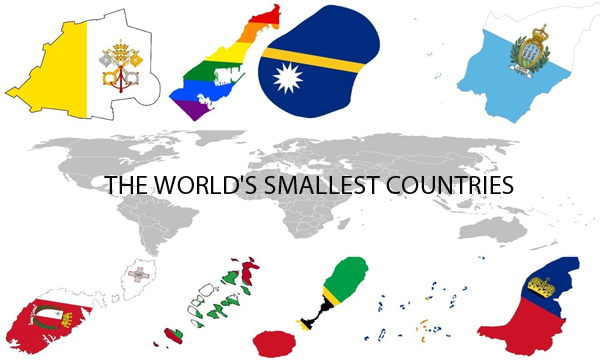 World Smallest Countries