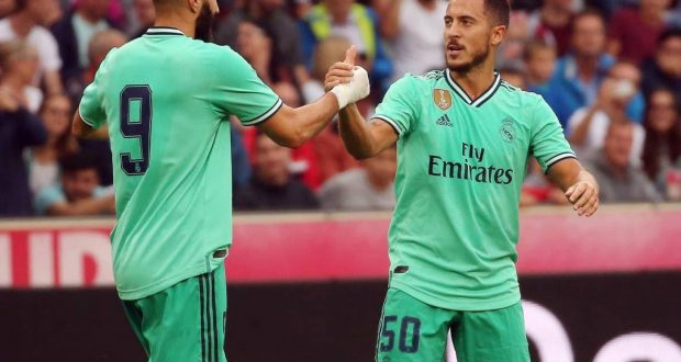 ريال مدريد يخرج بمكسب مهم من التوقف الدولي
