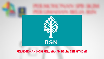 Permohonan Skim Perumahan Belia (SPB) 2020 BSN MyHome Online