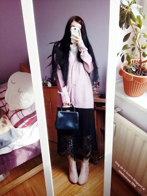 Jarné vintage outfity inšpirácia Blog de la Licorne