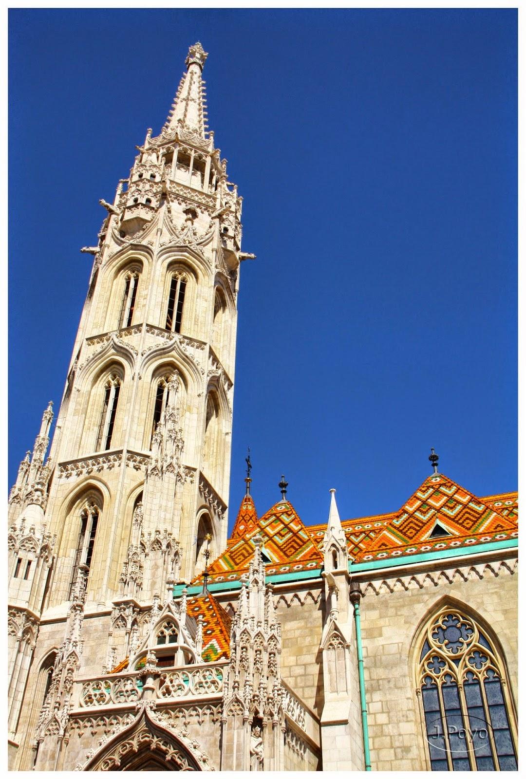 San Matias, Budapest