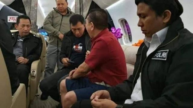 Video Djoko Tjandra Tak Diborgol Bocor ke Publik, Polri : Itu Prosedur Serah Terima di Pesawat