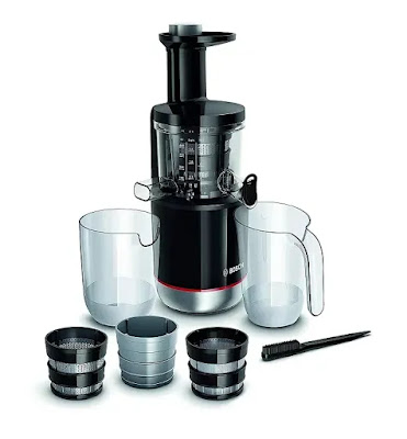 Bosch Lifestyle MESM731M Cold Press Slow Juicer | Best Slow Juicers in India 2021 | Best Cold Press Juicers Reviews