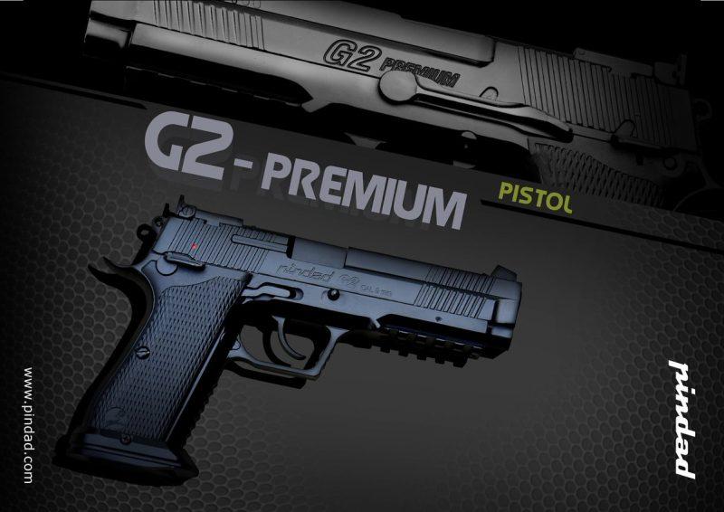 G2 premium pindad