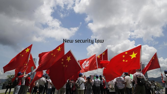 china security law for Hong Kong and united kingdom