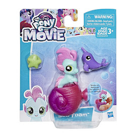 My Little Pony Baby Seapony Sea Foam Brushable Pony