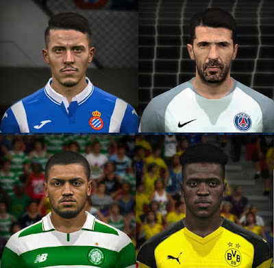 PES 2017 Facepack February 2019 By Facemaker Jefferson SF