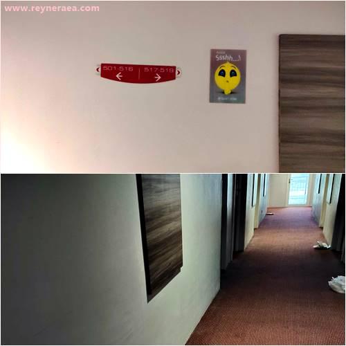 Standar Room Only Fave hotel Rungkut dan fasilitasnya