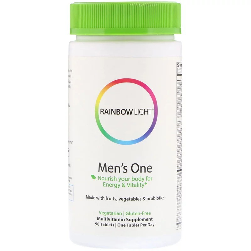 Rainbow Light, Men's One, 90 таблеток