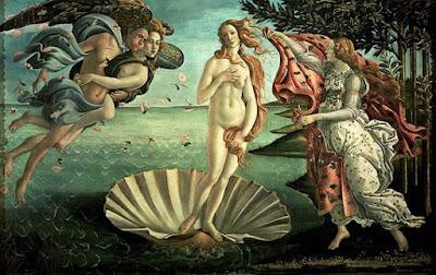Afrodite, la Dea della Bellezza e dell'Amore