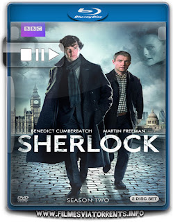 Sherlock 2ª Temporada Completa Torrent