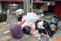 Müllberge in Malaysia. Schock auf WELTREISE!