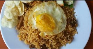 Nasi Goreng Kambing Pak Gito