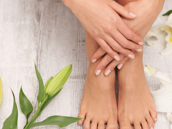 How To Get The Soft Feet You Have Been Missing