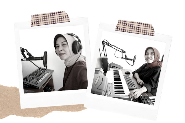 PODCASTER PEREMPUAN INDONESIA