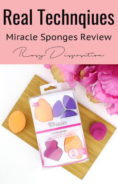 Real Technqiues Miracle Complexion Sponge Mini Eraser Sponge Miracle Sculpting Sponge Beauty Blender dupe review makeup