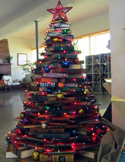 Resultado de imagen de árboles de navidad libros