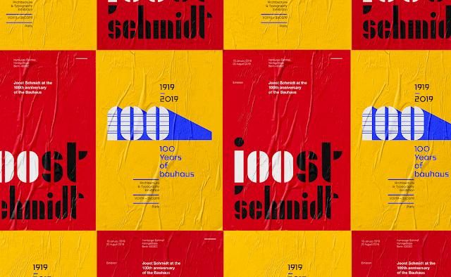 100th Anniversary of Bauhaus