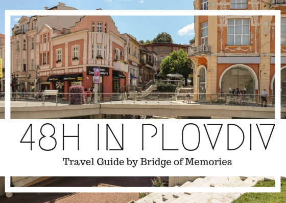 Travel guide to European cultural city of Plovdiv