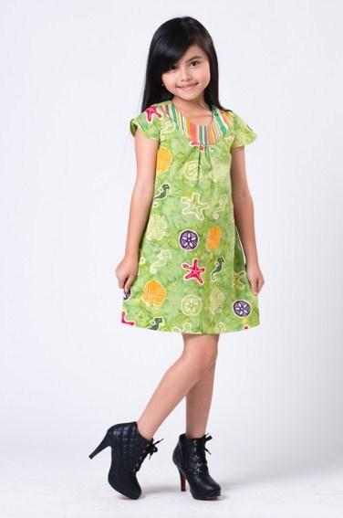 24 Model Baju Batik Anak Aneka Desain Terbaru Yang Modern Dan Trendy ec062ac670