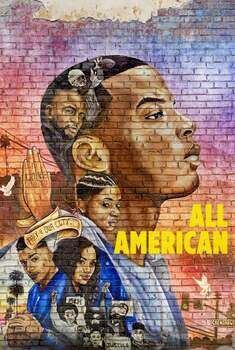 All American 3ª Temporada Torrent – WEB-DL 720p/1080p Legendado