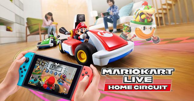 Mario Kart Live: Home Circuit (Switch) recebe mais pistas em nova atualização (versão 1.1.0)