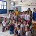 Prefeita visitou Escola, Creche e Unidade de Saúde em Córrego de Pedras