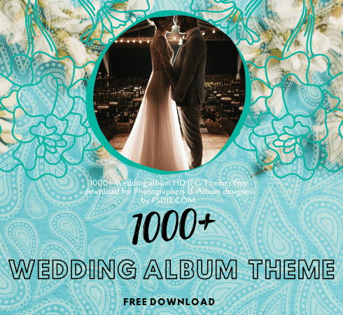 1000+ Wedding Album Making HD Jpg Themes | Layouts | Templates