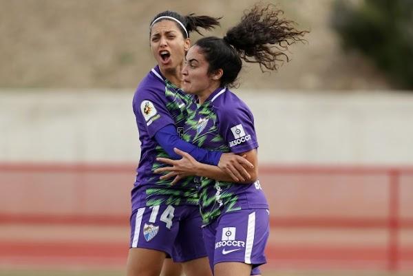 El Málaga CF Femenino volverá a competir este fin de semana