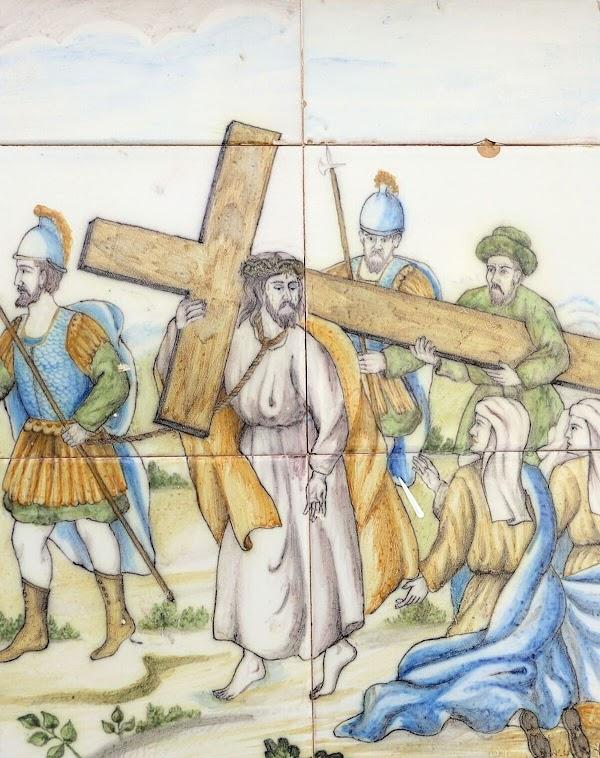 Cien años del vía crucis del santuario de la Cinta en Huelva