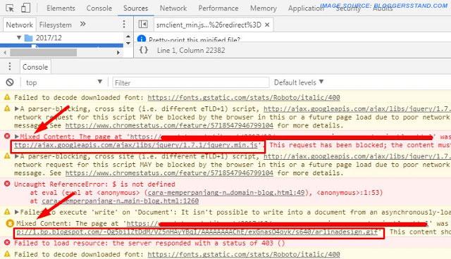 3 Langkah Mudah & Lengkap Mengubah HTTP Menjadi HTTPS di Blog TLD