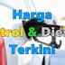 Harga Minyak Petrol Dan Diesel Terkini Dari 22 Februari Hingga 28 Februari 2018.