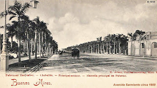 Historia de las Tierras de San Benito de Palermo.
