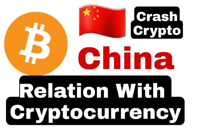 Crypto Crash China BAN Cryptocurrency