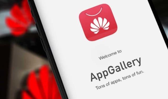 شركة هواوي تطلق متجرها الرسمي AppGallery على نظام ويندوز 10