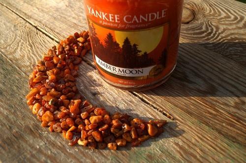 avis amber moon yankee candle, blog bougie, blog parfum, blog beauté