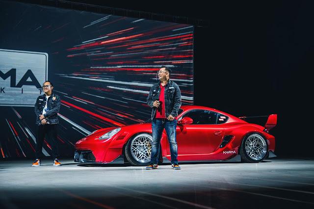 Dominasi Porsche Chandra Kurniawan di Ajang Terminal 3 Auto Modified 2020